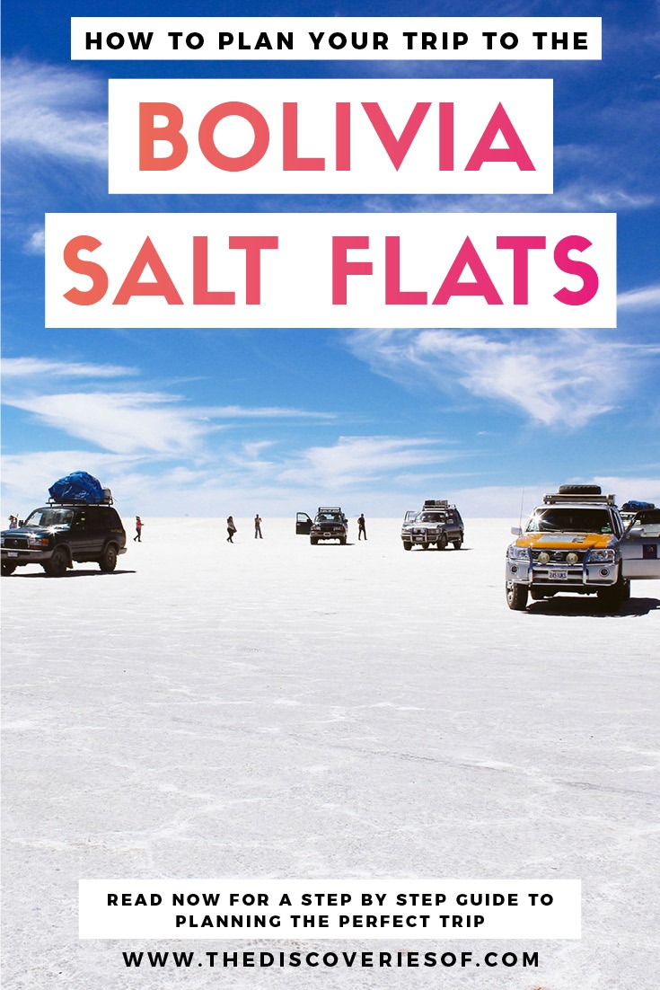 Bolivia Salt Flats - Tour