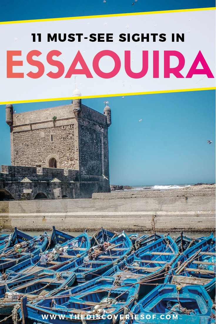 Essaouira - Morocco. The travel destination of your dreams - beach, food, medina, riads and more #morocco #essaouira #traveltips #africa 1