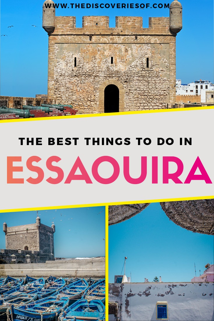 Essaouira - Morocco. The travel destination of your dreams - beach, food, medina, riads and more #morocco #essaouira #traveltips #africa 2