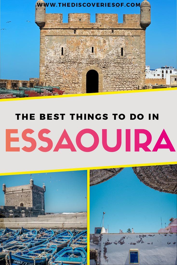 Essaouira - Morocco. The travel destination of your dreams - beach, food, medina, riads and more #morocco #essaouira #traveltips #africa 2