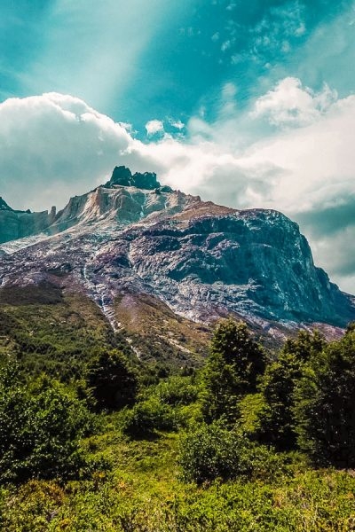Los Cuernos Mountains, Patagonia
