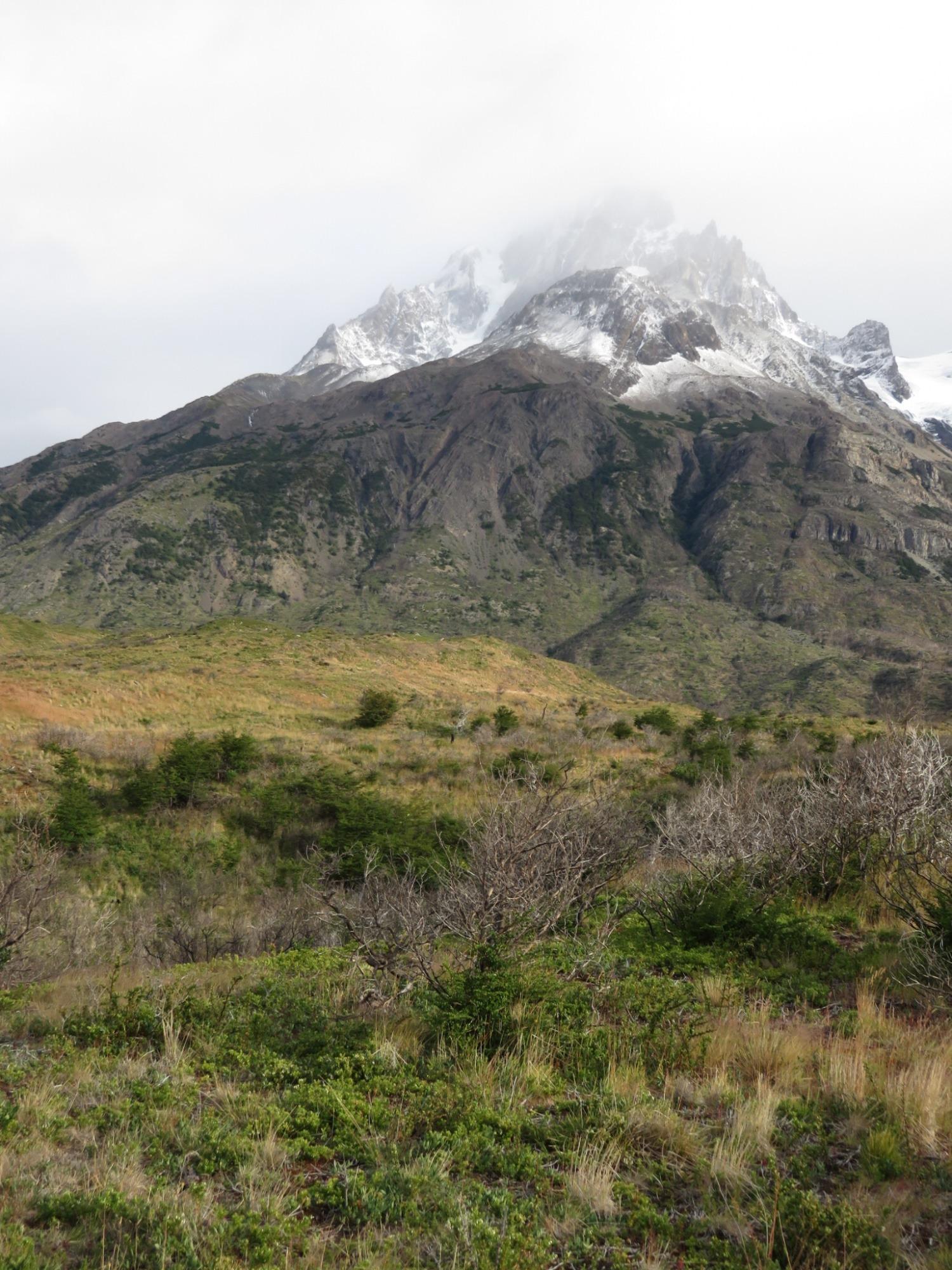 Los Cuernos - Torres del Paine W Trail