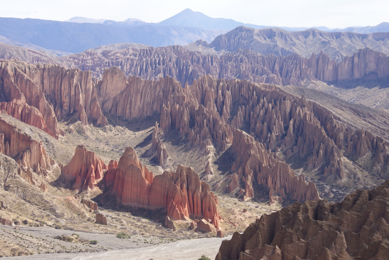Quebrada de Palala Bolivia