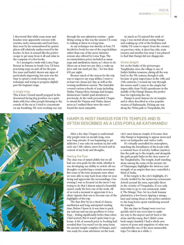 Goa Business Destinations Julianna Barnaby p2