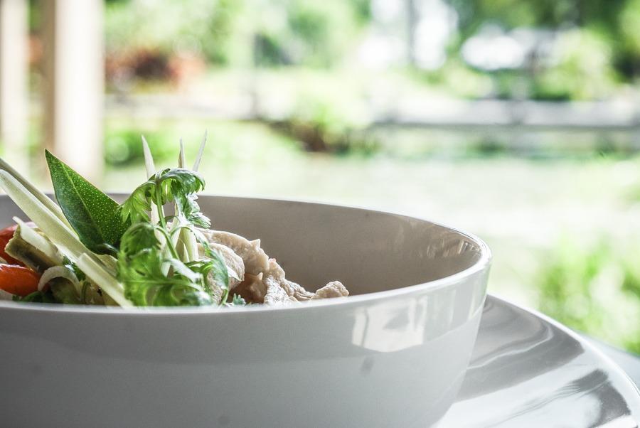 Thai Cooking Class - Tom Kha Gai