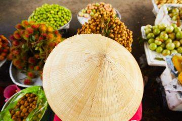 Vietnamese food and street food