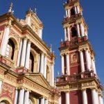 Baroque Architecture in Salta Argentina