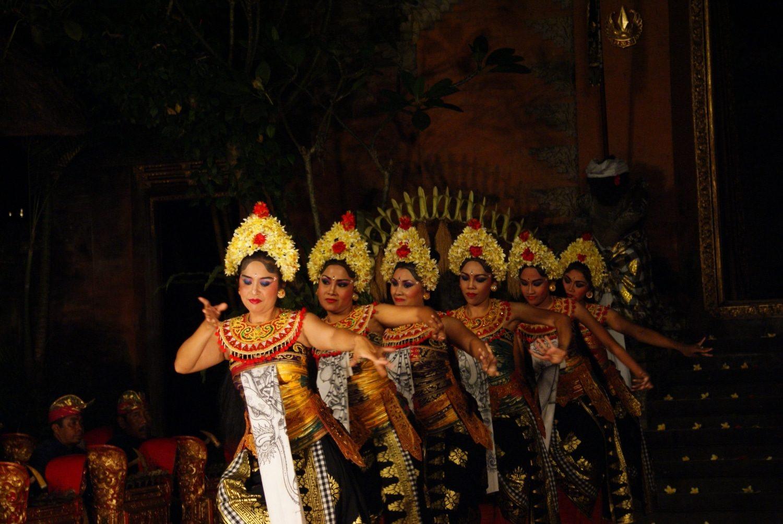 Balinese Dancing in Ubud Bali