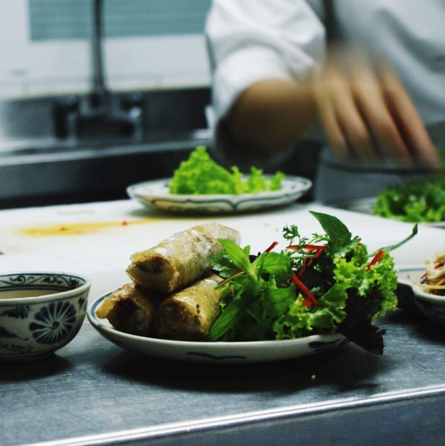Cooking in Hanoi, Vietnamese Nem