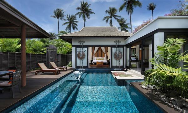 Pool Villa, Anantara Phuket