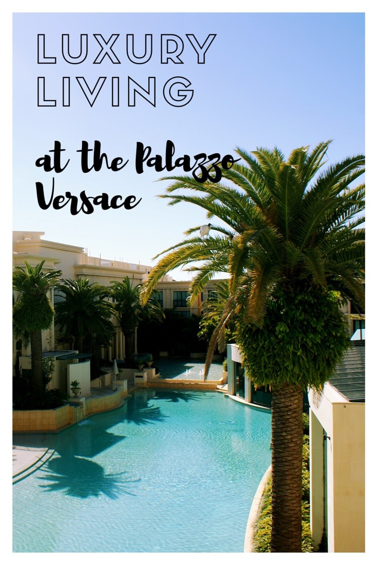 Palazzo Versace, a luxury hotel on the Gold Coast Australia