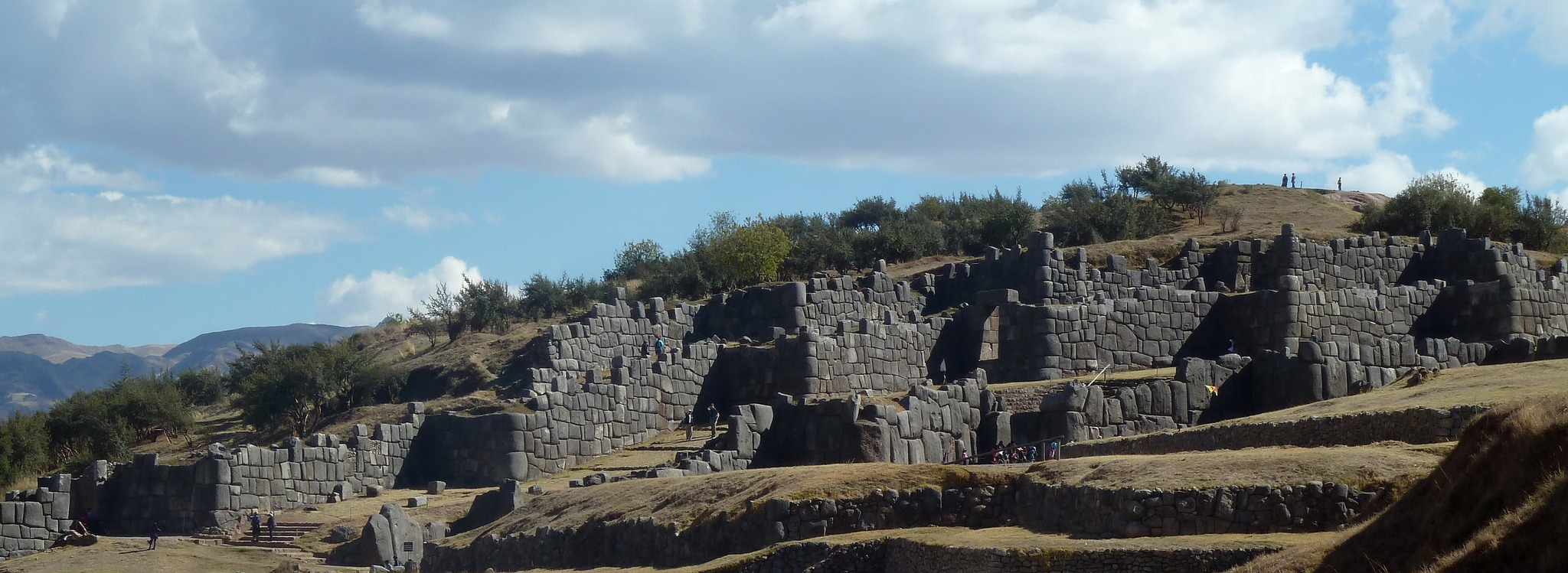 Sacsayhuaman is one of the best things to do in Cusco