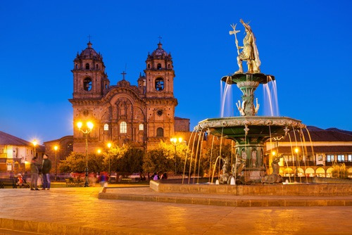 Plaza des Armas Cusco