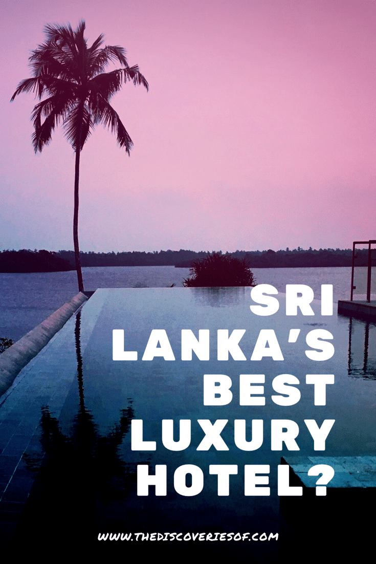 Tri Hotel, Sri Lanka is one of the country's hottest luxury hotels. Here's why.