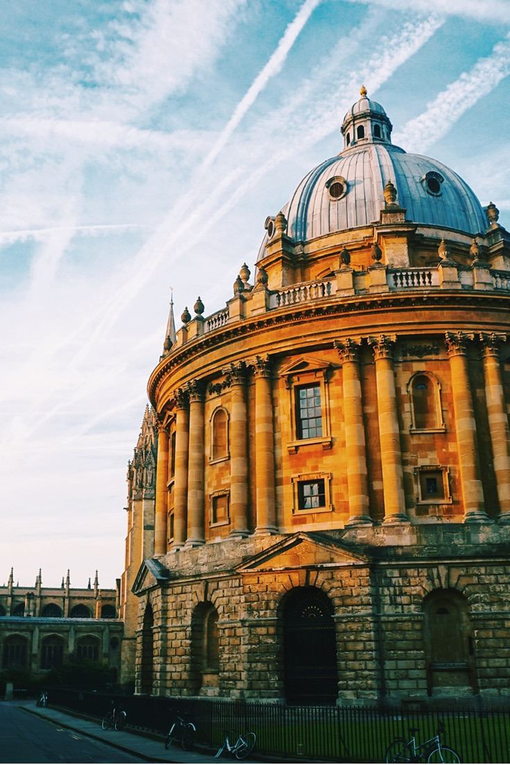 The Radcliffe Camera at Sunrise