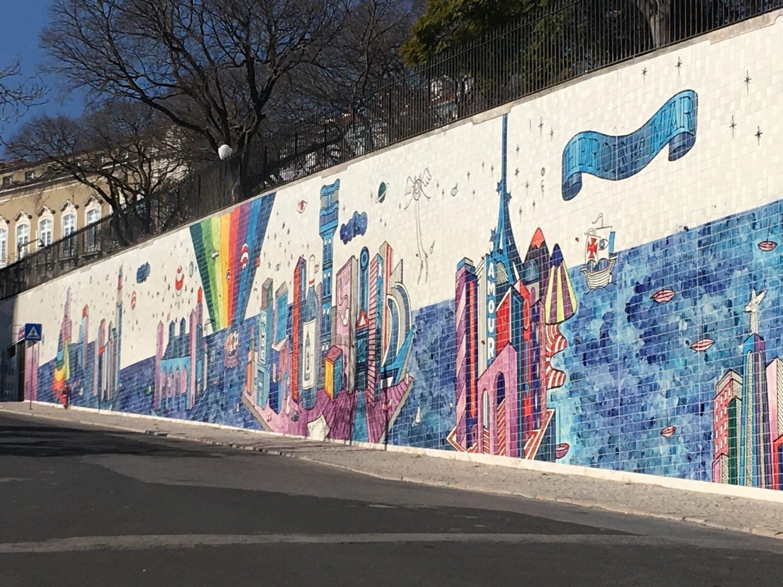 Andre Saraiva Lisbon Street Art