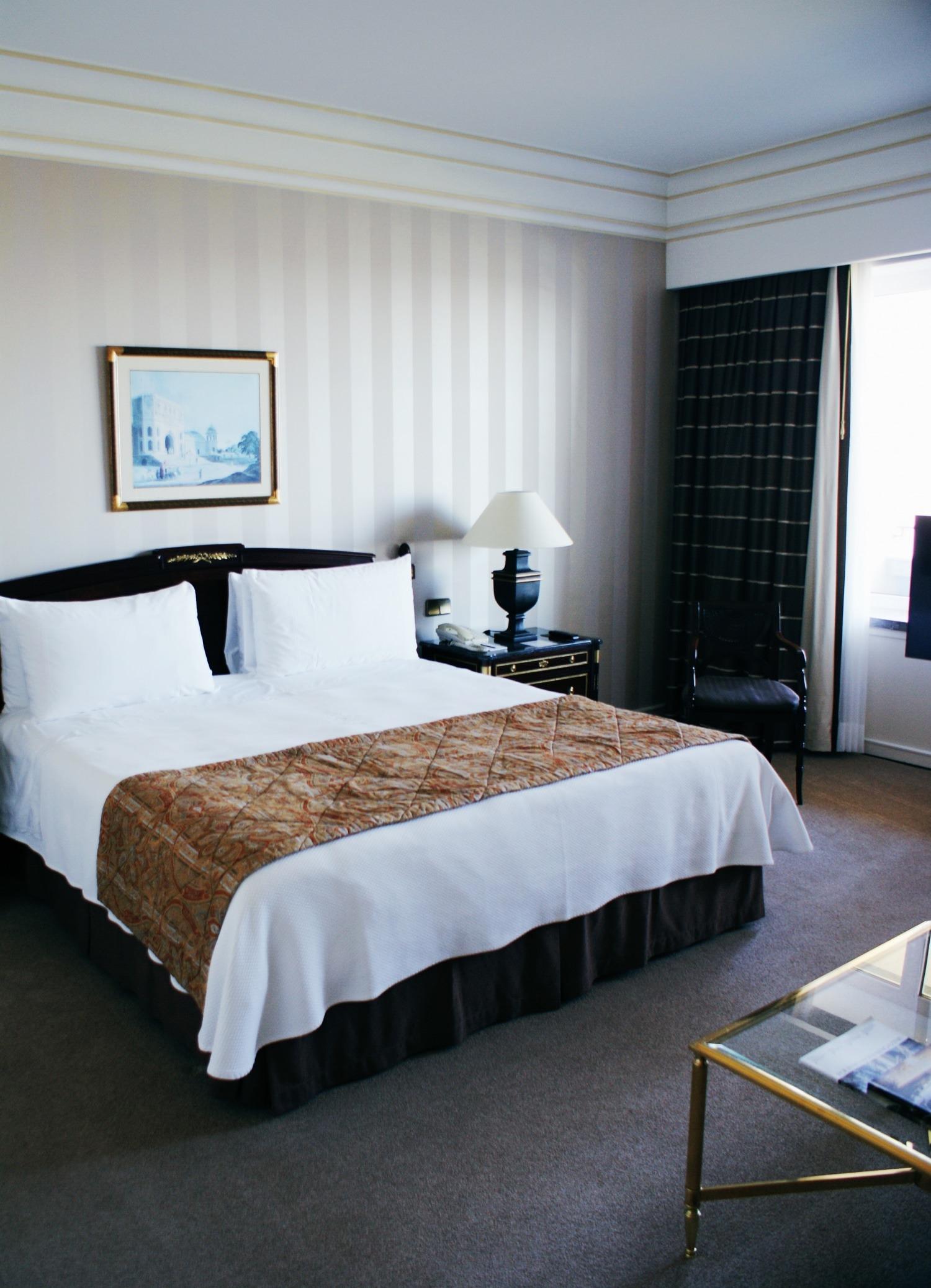 Deluxe Room Four Seasons Hotel Ritz Lisbon