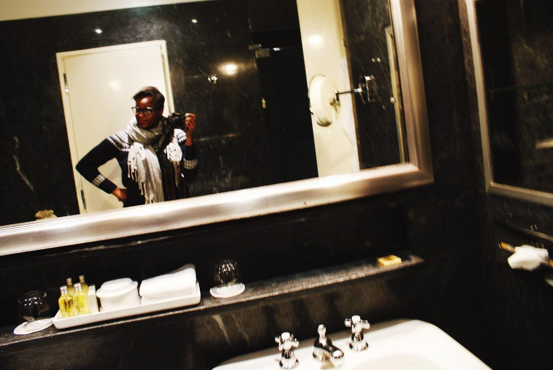 Luxury Bathroom in Four Seasons Ritz Julianna Barnaby
