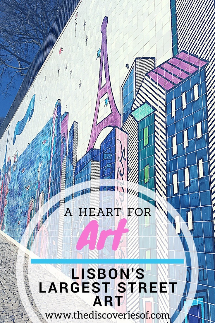 Street Art in Lisbon by Andre Saraiva - The Discoveries Of Top Picks for a Trip to Lisbon