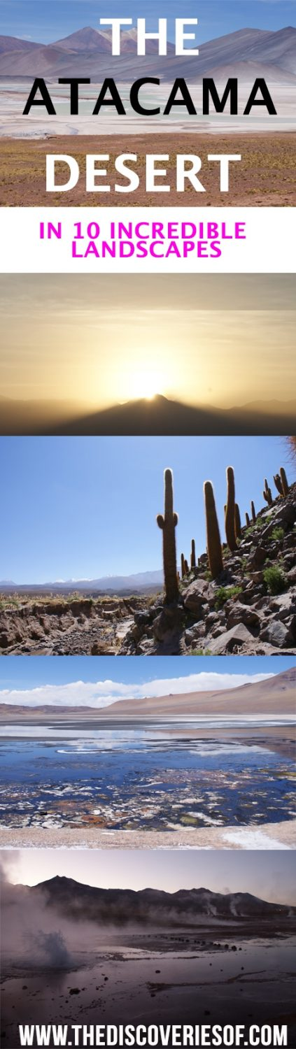 The Atacama Desert in Chile is a mind-blowing destination. Here are 10 incredible photos that will have you booking your ticket right away.