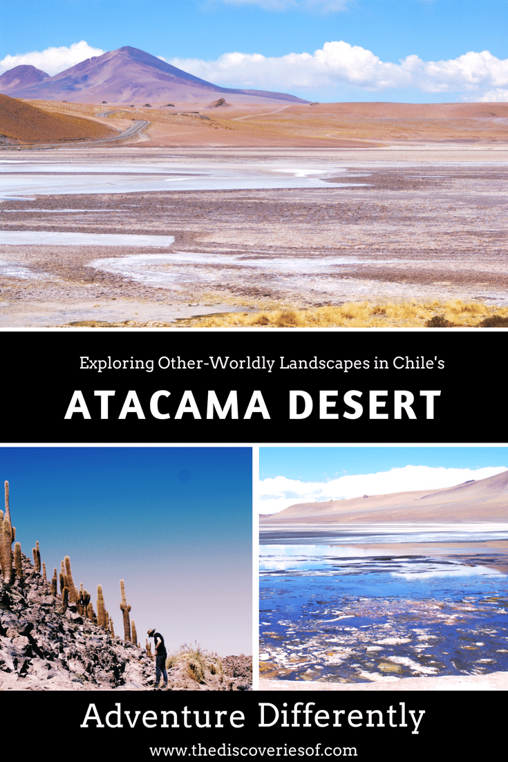 The Atacama Desert is one of Chile's most amazing destinations and should be on every South America travel itinerary. These incredible landscape photos will show you why.