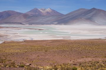 Atacama Desert Photos - Ten Incredible Landscapes from the Atacama Desert in Chile including Salar de Talar