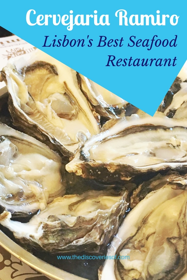 Cervejaria Ramiro is Lisbon's Best Seafood Restaurant and a must-visit for when you are in Lisbon. Here's why.