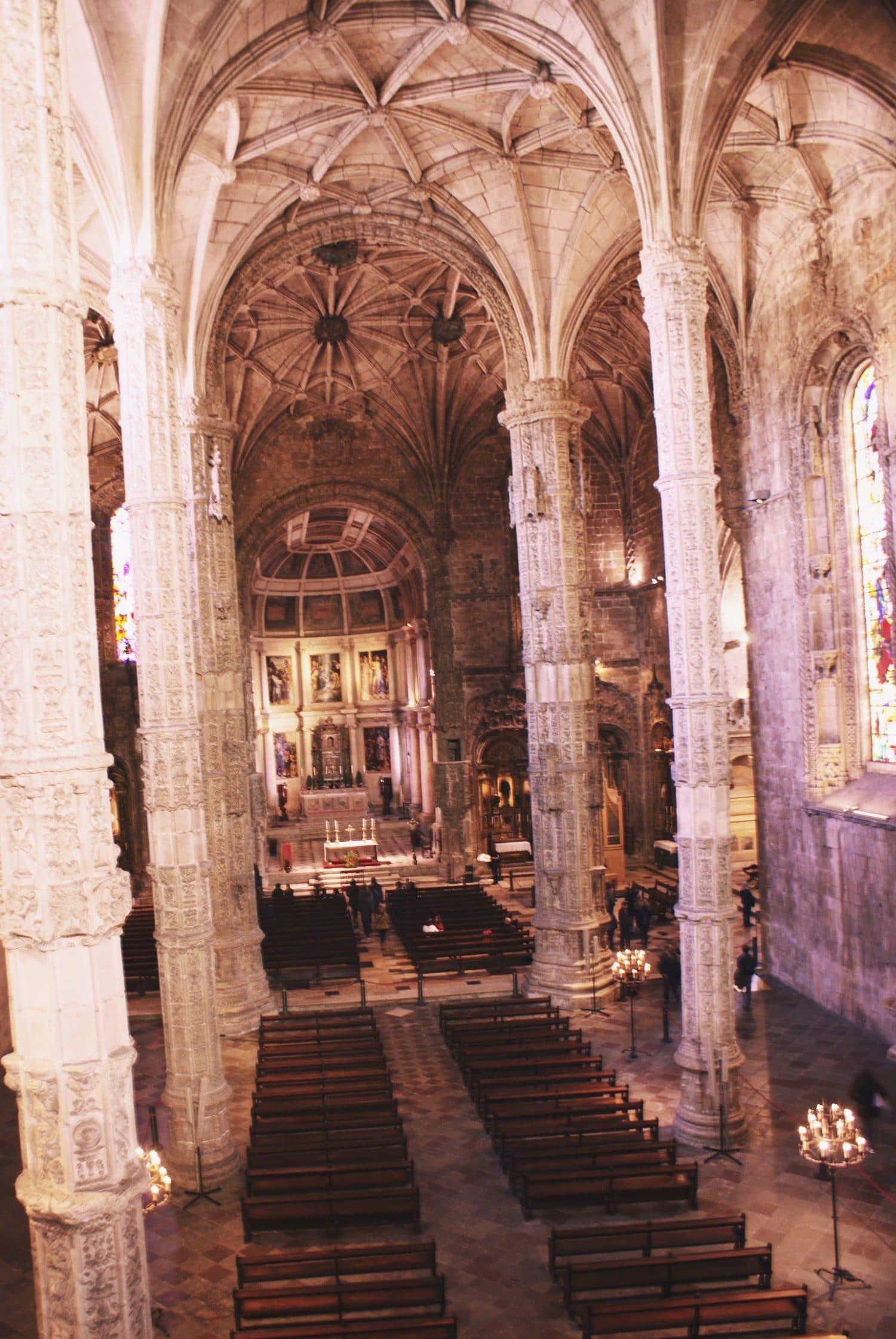 Chapel of Saint Jerome, Moistero de San Jeronimo Lisbon