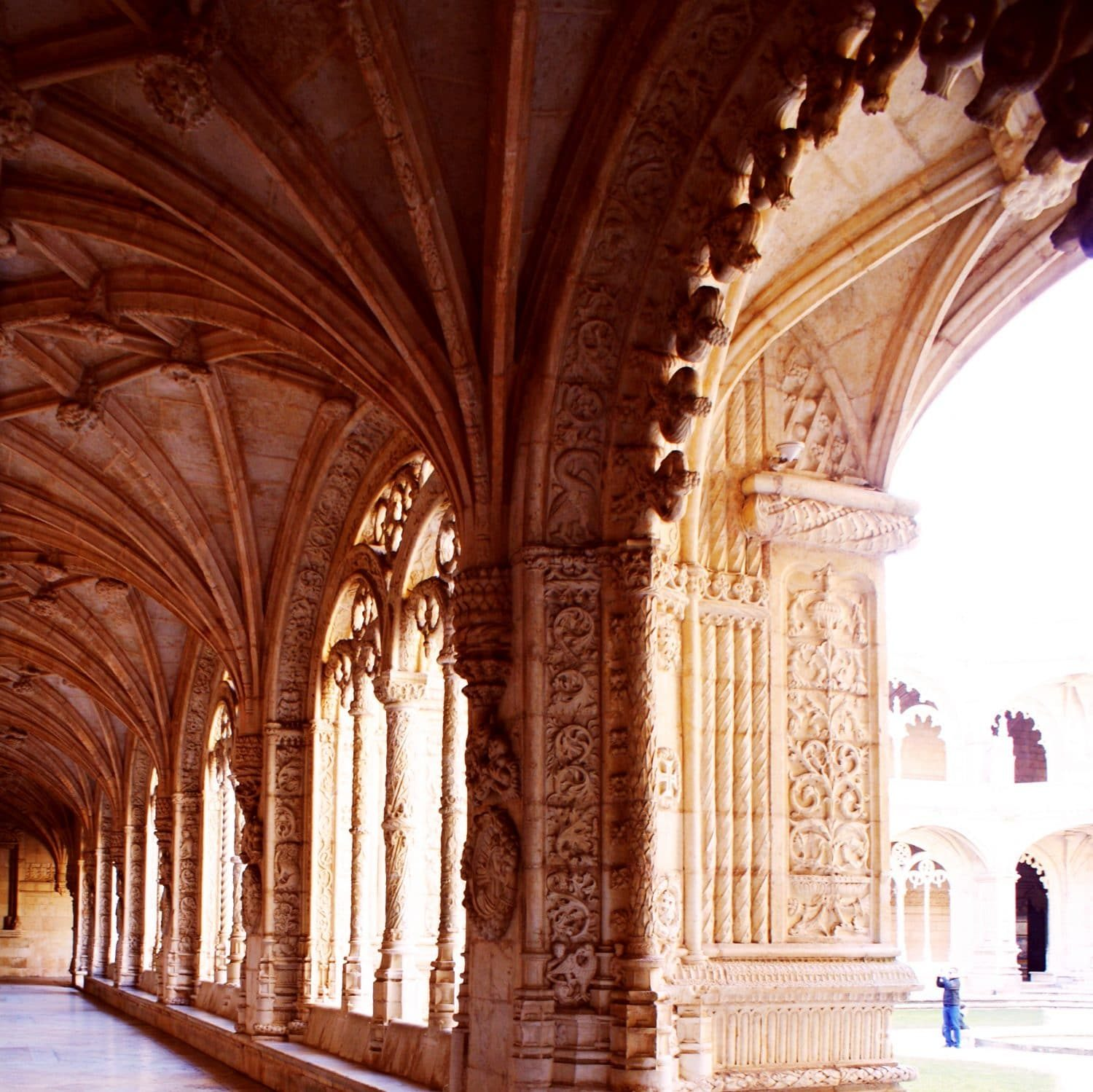 Cloisters at San Jeronimo