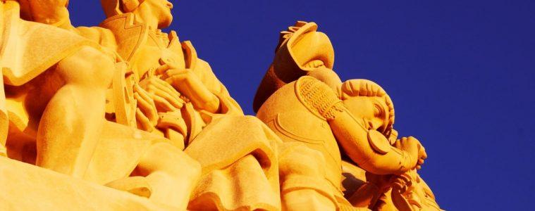 Padrão dos Descobrimentos - Lisbon Monument to the Age of Discovery in Belem
