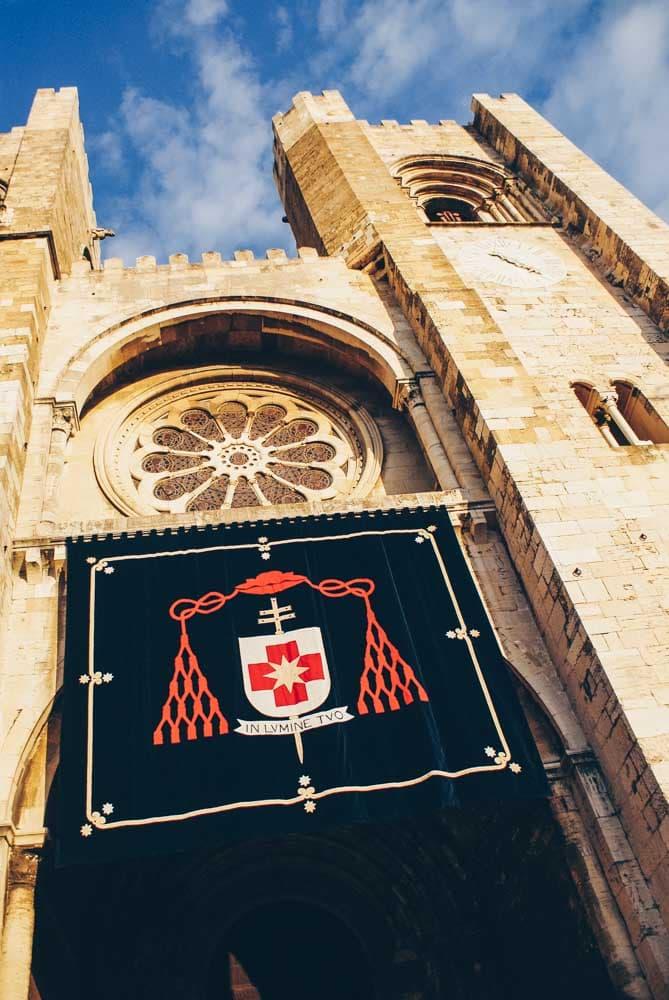 Cathedral Se, Lisbon