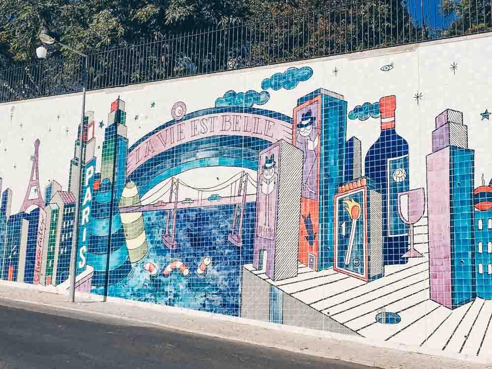 Andre Saraiva Street Art Lisbon