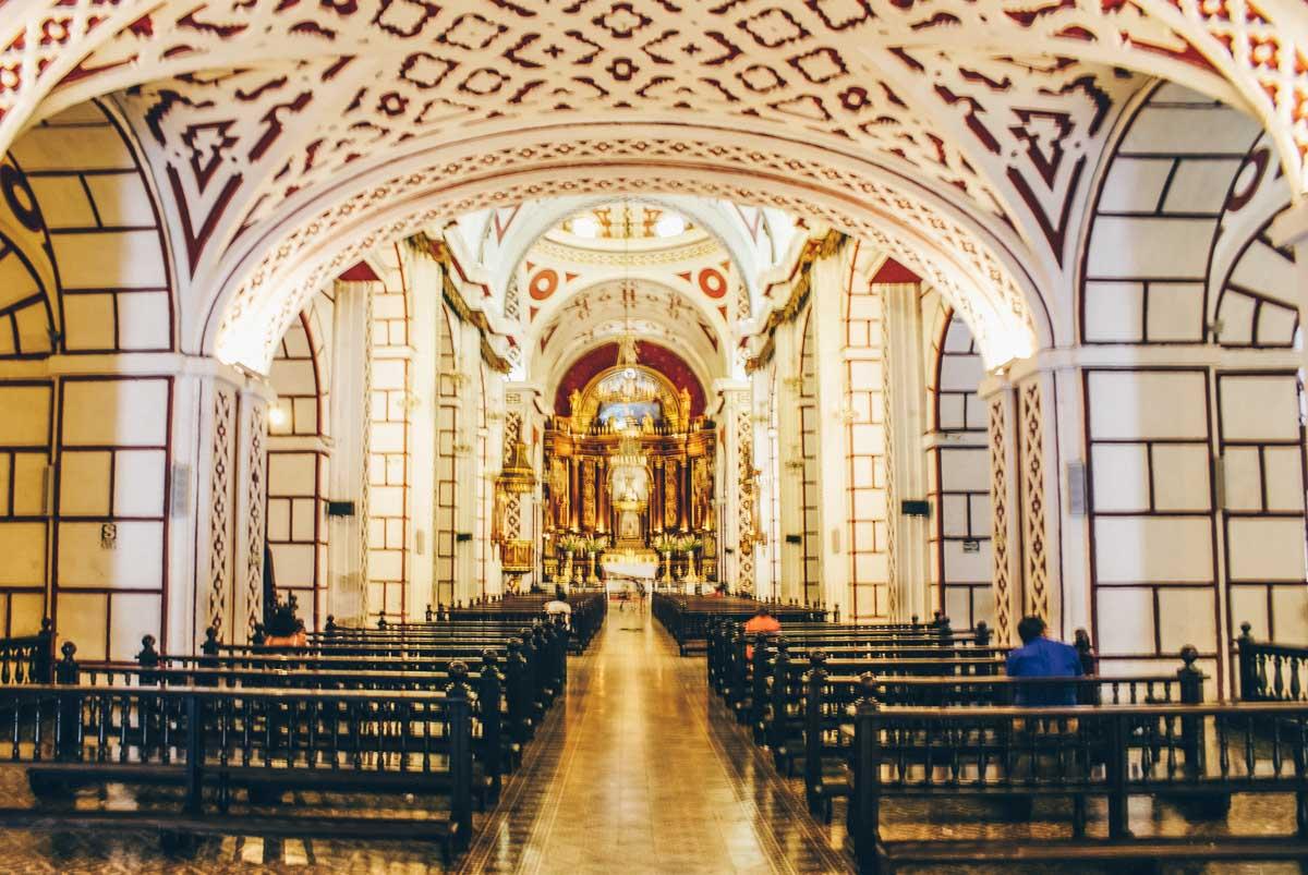 Monastery San Francisco Lima