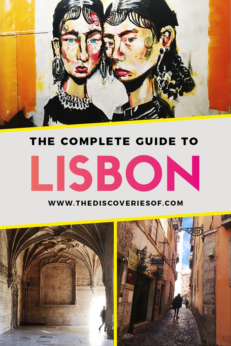 Unmissable Things to do in Lisbon, Portugal. Looking for cool nightlife, food, sightseeing and travel spots for Lisbon? Read now. #traveldestinations #portugal #lisbon #citybreak #europe