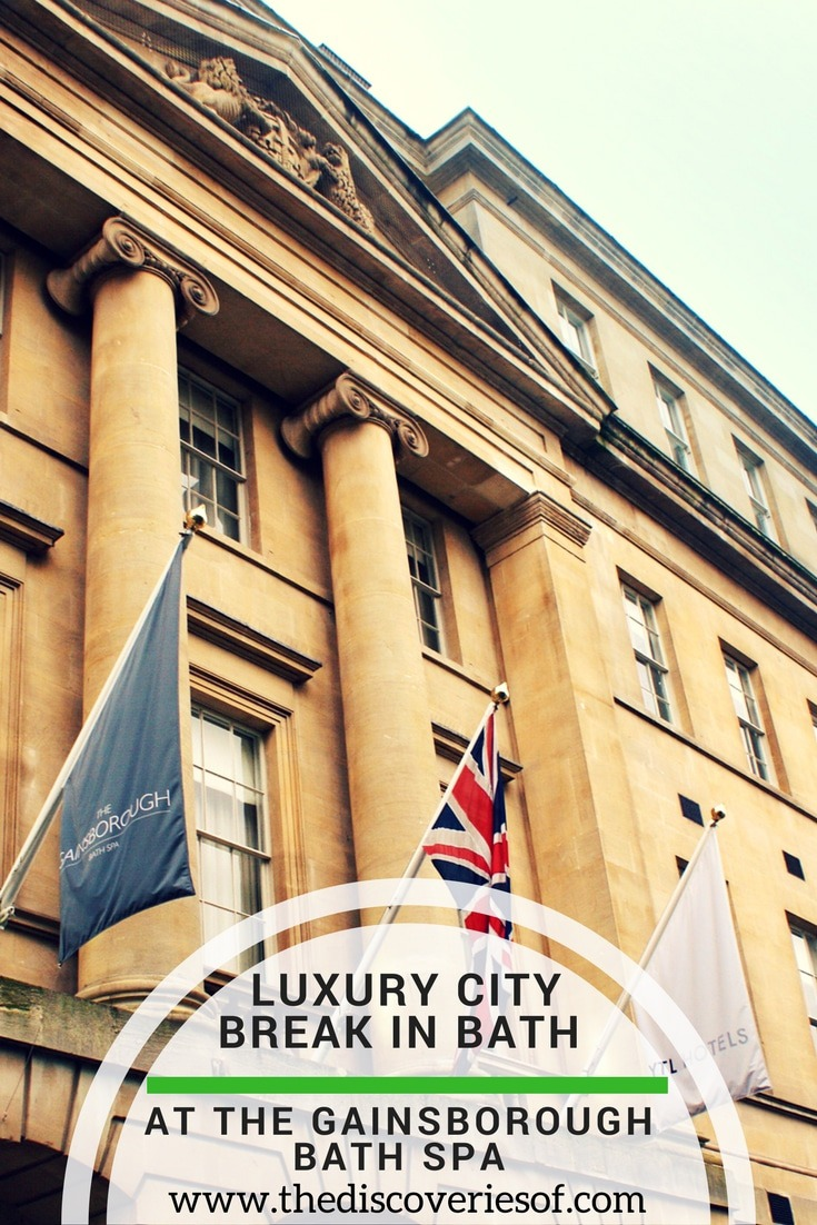 Heading for a City Break in Bath? The Gainsborough Bath Spa is the best luxury hotel in Bath and the perfect destination for your next spa break in the UK