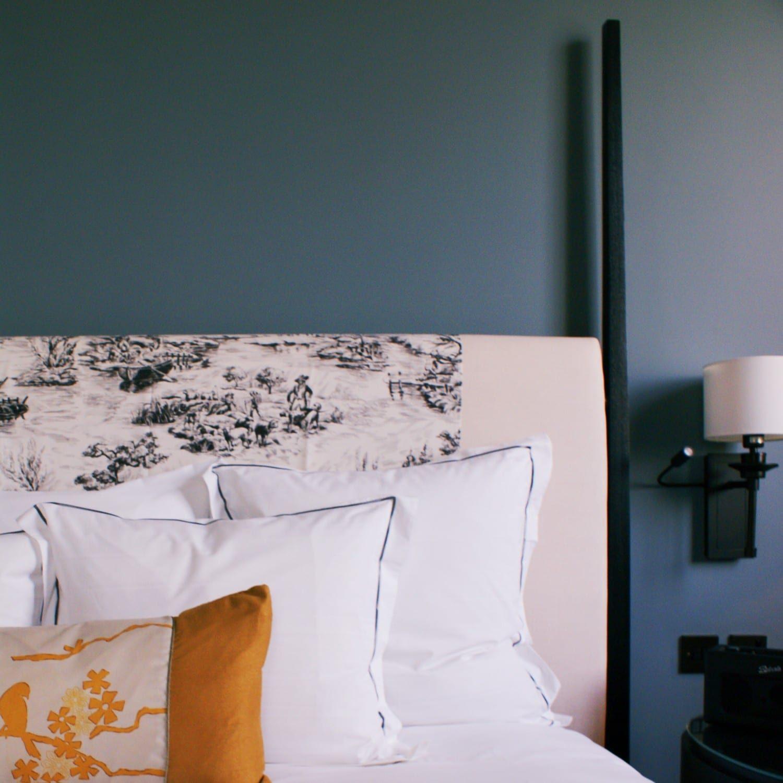Bedroom at The Gainsborough Bath Spa