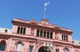 Buenos Aires in Three Days - Casa Rosada Buenos Aires