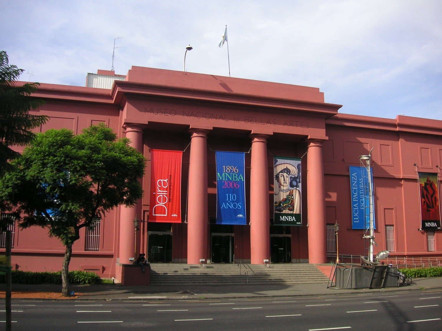 National Museum of Bella Artes Buenos Aires