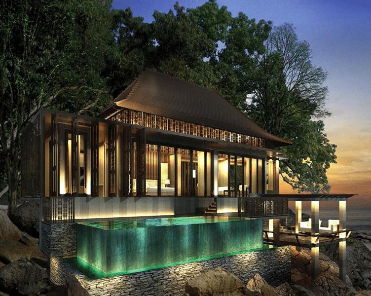 Ritz Carlton Langkawi Malaysia