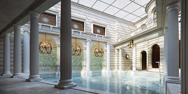Spa Village at Gainsborough Bath Spa