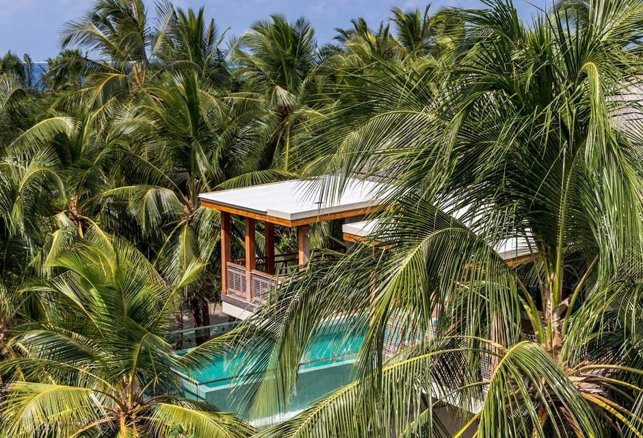Amilla Fushi Maldives Wellness Tree House