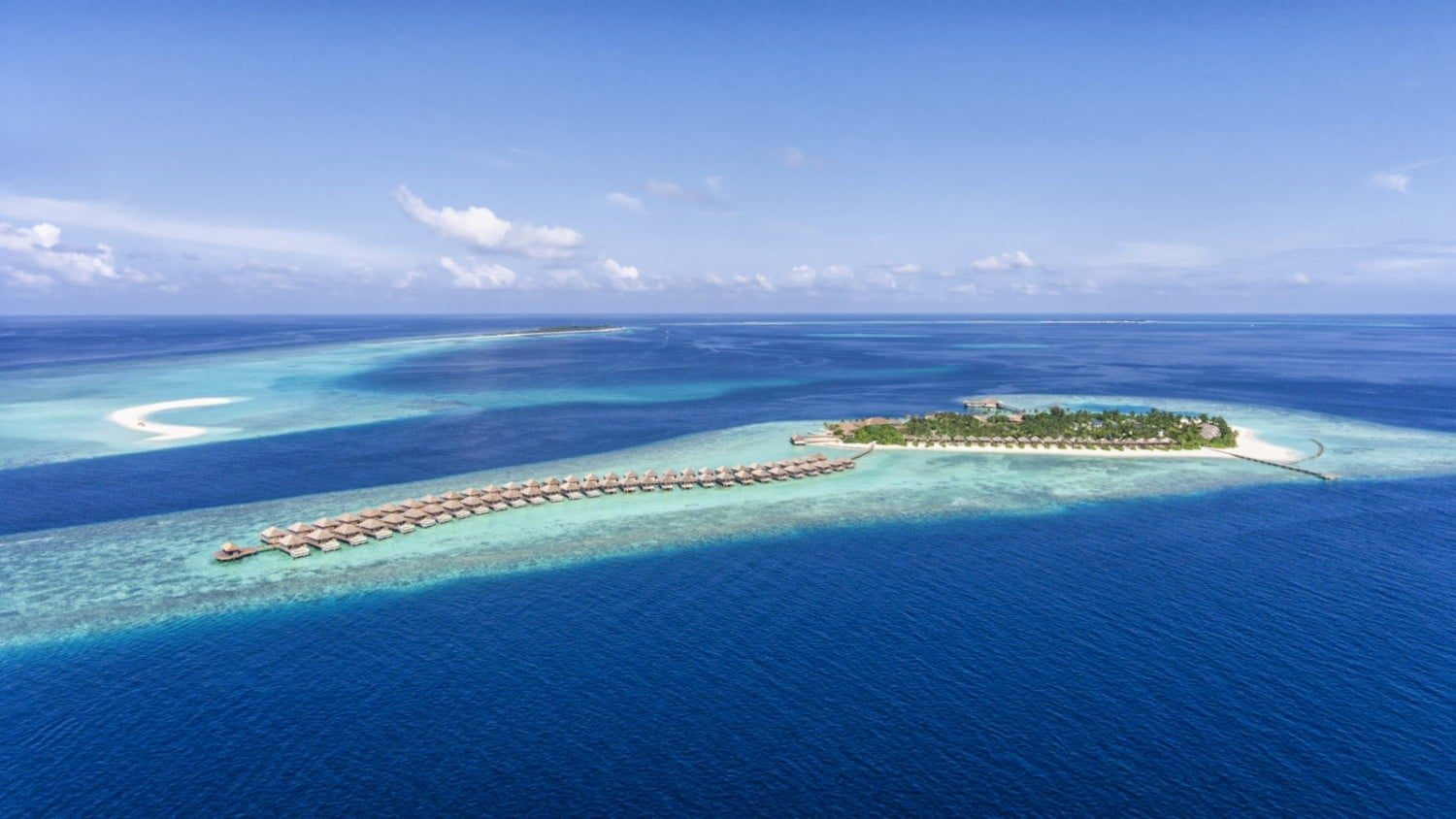Hurawalhi Resort, the newest Maldives Island Resort