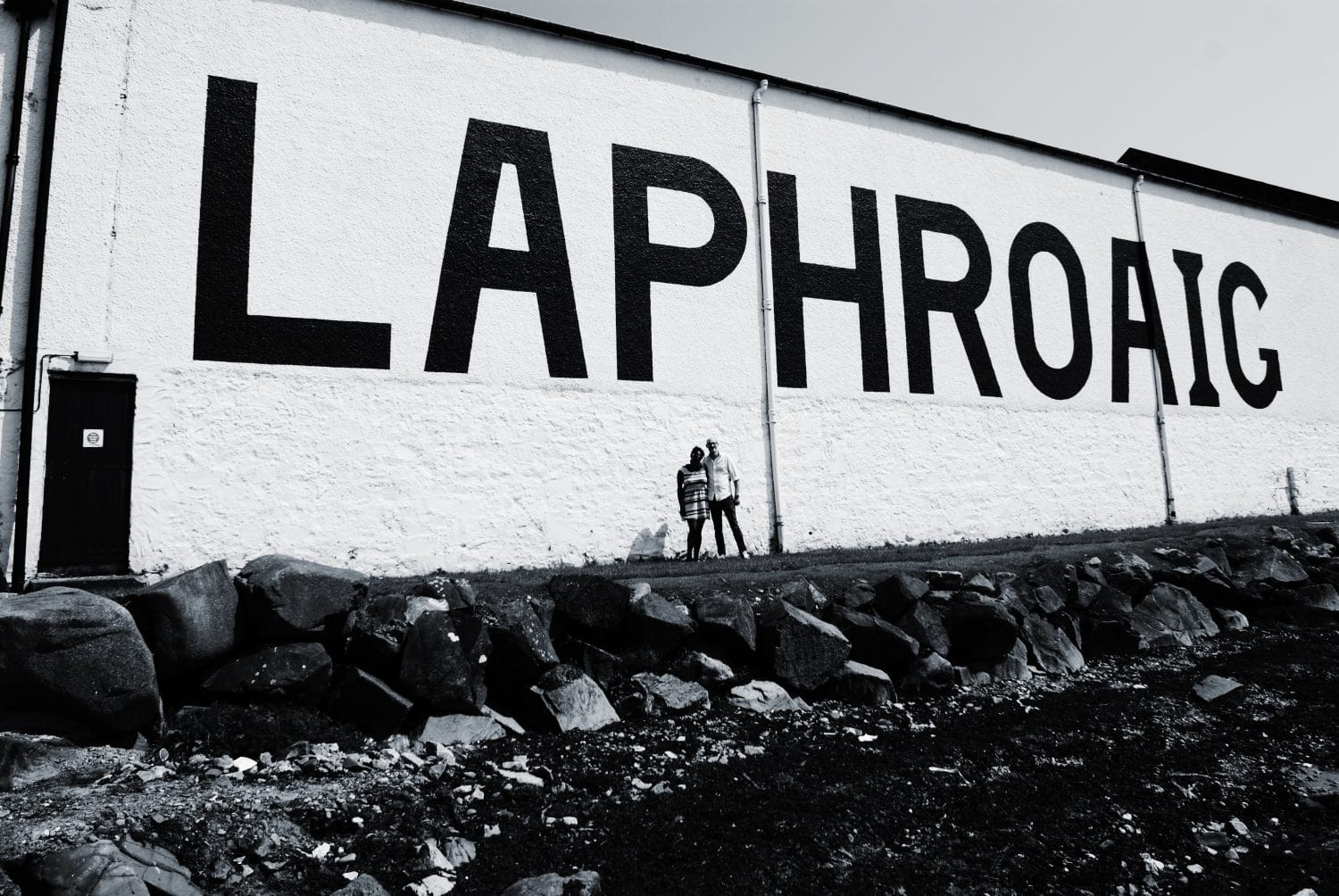 Laphroaig Distillery during Feis Ile