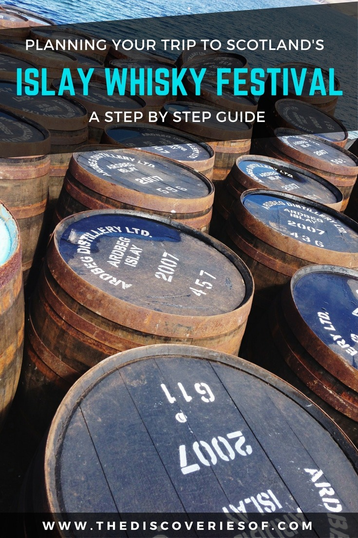 Islay Whisky Festival. Plan your trip to the home of peaty whisky for the Feis Ile with this step by step guide.