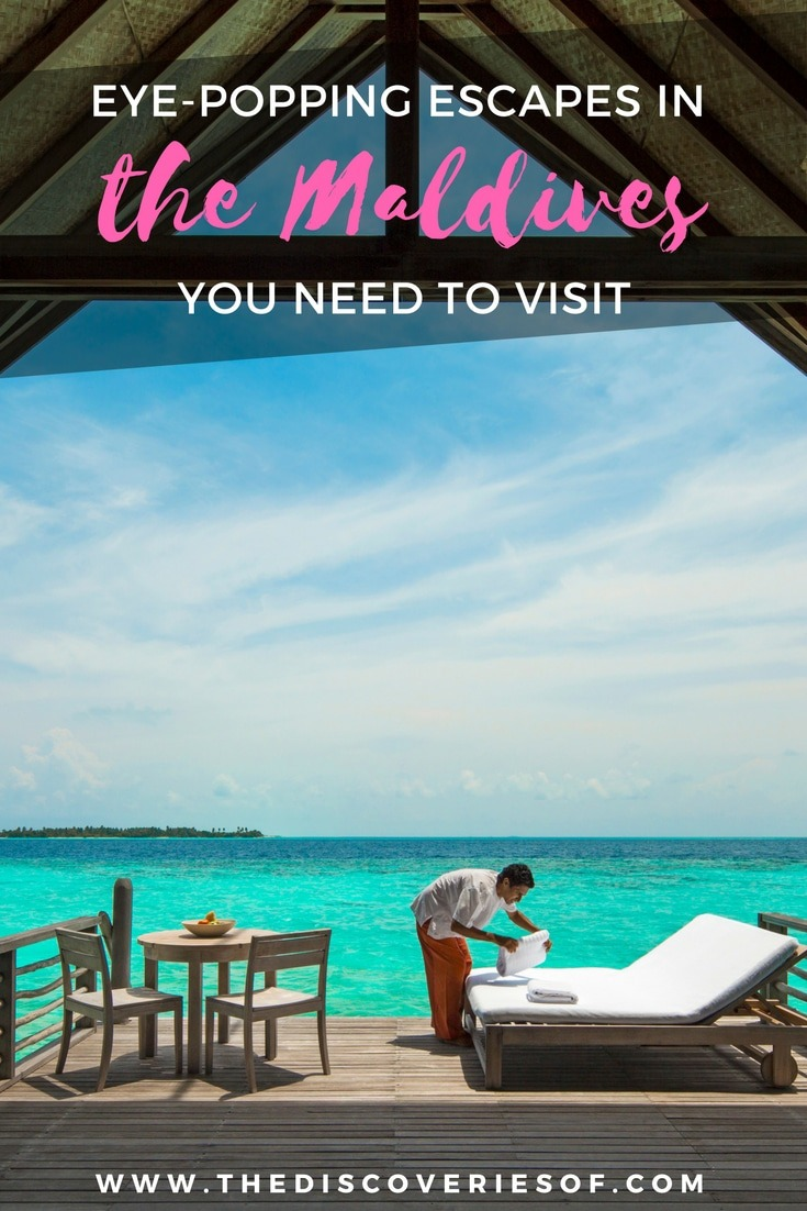 Maldives Travel Guide - The ultimate list of luxury hotels in the Maldives for your next beach holiday to paradise