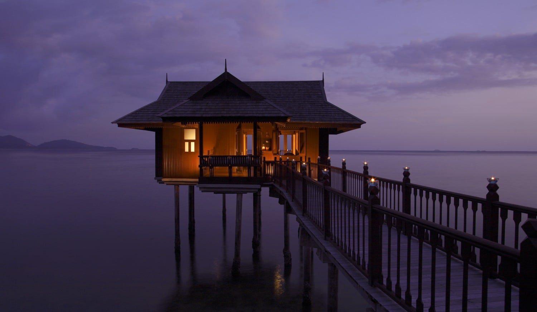 Sea Villa at Pangkor Laut Resort, a luxury escape in Asia