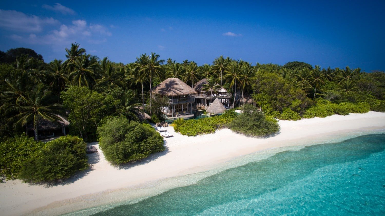 Soneva Fushi, Island Resort in the Maldives