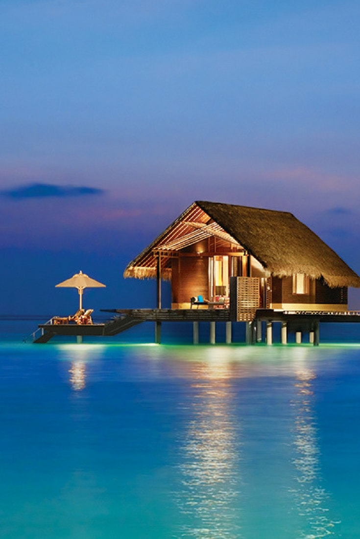 Maldives resorts 2018 the definitive guide the for Luxury hotel guide