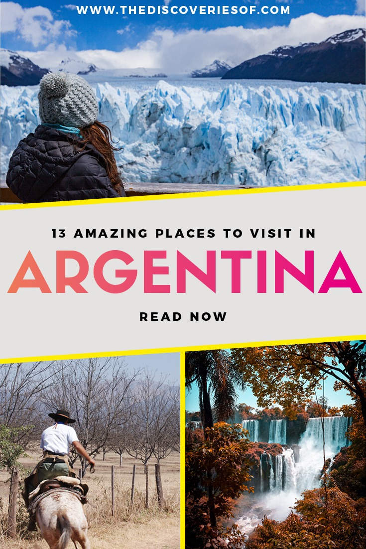 13 Amazing Places to Visit in Argentina