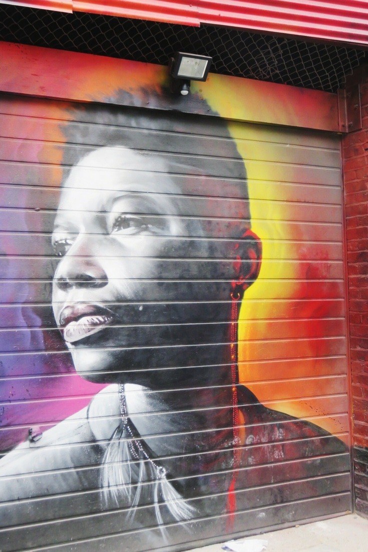 A tour of the best street art in Shoreditch, London. There's more to London street art than Banksy. Discover London's hidden gems and hottest artists with this free guide and map.